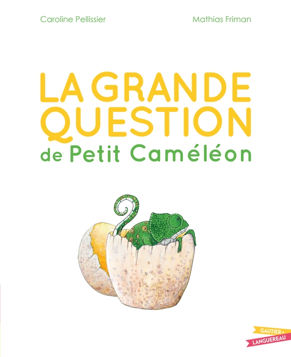 La grande question de Petit Caméléon