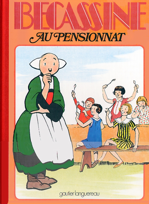 Bécassine au pensionnat