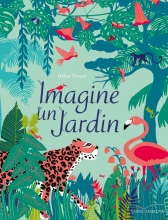 Imagine un jardin
